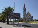 Kirche in Windhoek
